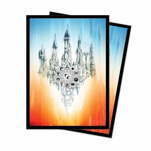 Ultra Pro Deck Protector Sleeves (100): Magic The Gathering- Ravnica