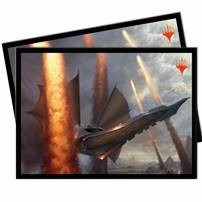 Ultra Pro Deck Protector Sleeves (100): Magic The Gathering- Ultimate Masters v5