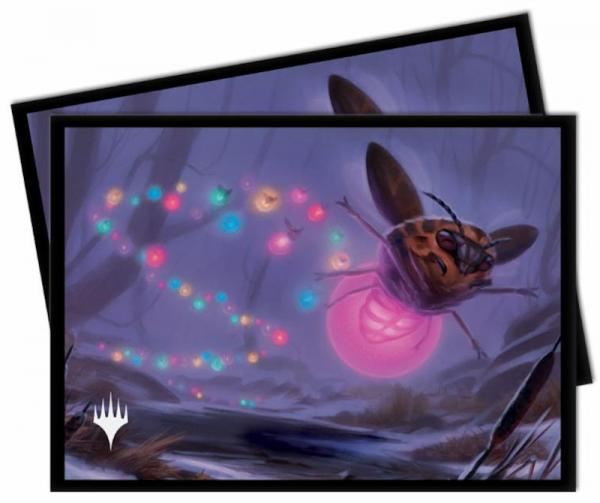 Ultra Pro Deck Protector Sleeves (100): Magic the Gathering - Holiday 2018