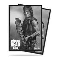 Ultra Pro: Deck Protector Sleeves (50): The Walking Dead: Daryl
