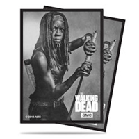 Ultra Pro: Deck Protector Sleeves (50): The Walking Dead: Michonne