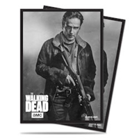 Ultra Pro: Deck Protector Sleeves (50): The Walking Dead: Rick
