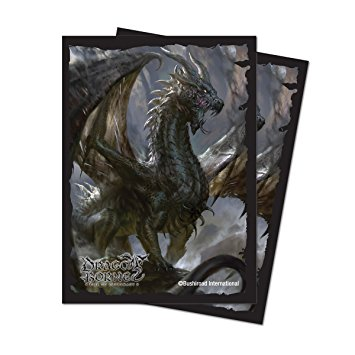 Ultra Pro: Deck Protector Sleeves (65): Dragoborne- v2