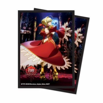Ultra Pro Deck Protector Sleeves (65): FATE EXTRA LAST ENCORE