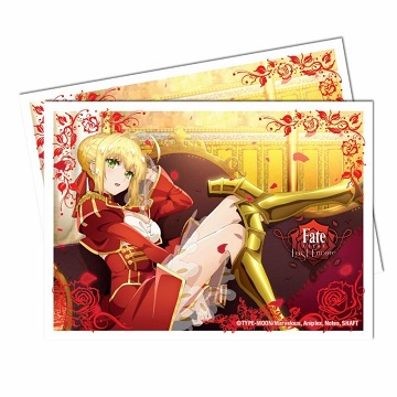 Ultra Pro Deck Protector Sleeves (65): FATE EXTRA NERO