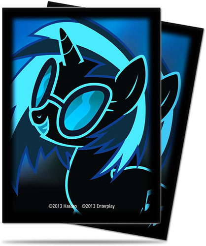 Ultra Pro: Deck Protector Sleeves (65): My Little Pony DJ Pon
