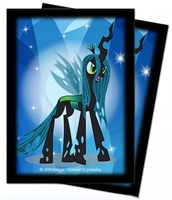 Ultra Pro: Deck Protector Sleeves (65): My Little Pony Queen Chrysalis