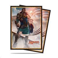 Ultra Pro Deck Protector Sleeves (80): Magic The Gathering- Amonkhet V1