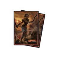Ultra Pro Deck Protector Sleeves (80): Magic The Gathering- Hour of Devastation V3