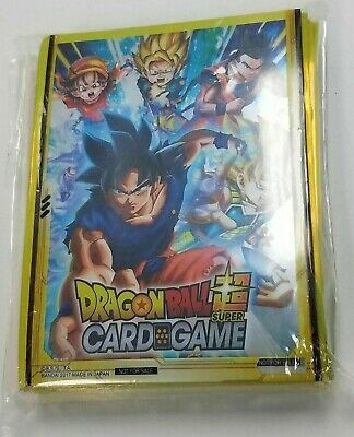 Ultra Pro Deck Protector Sleeves: Dragonball Super - Tournament Goku (60ct)
