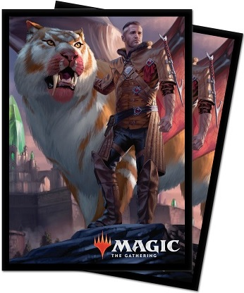 Ultra Pro: Deck Protector Sleeves: Magic The Gathering - IKORIA LAIR OF BEHEMOTHS V1 - 100 Count