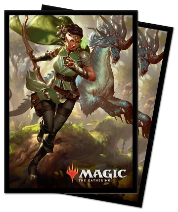 Ultra Pro: Deck Protector Sleeves: Magic The Gathering - IKORIA LAIR OF BEHEMOTHS V2 - 100 Count