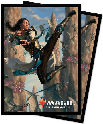 Ultra Pro: Deck Protector Sleeves: Magic The Gathering - IKORIA LAIR OF BEHEMOTHS V3 - 100 Count