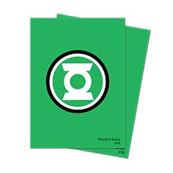 Ultra Pro Deck Protectors: Justice League - Green Lantern Deck Protectors (65ct)