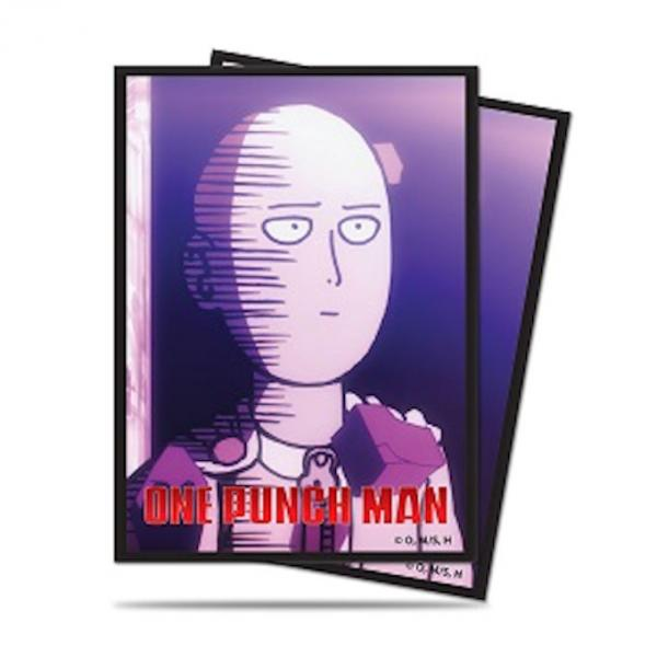 "Ultra Pro: Deck Protectors: One-Punch Man- Saitama ""Okay"""