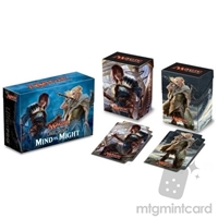 Ultra Pro: Dual Deck Box: Magic: Mind vs. MIGHT