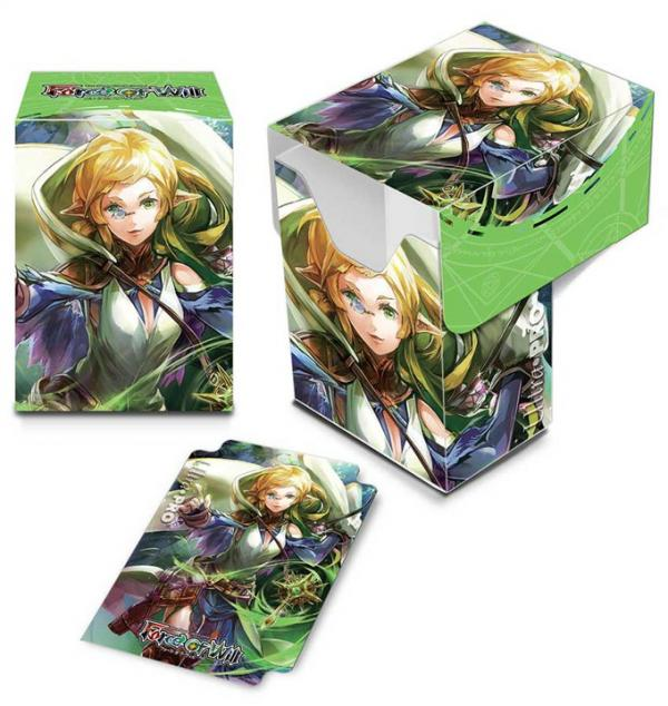 Ultra Pro: Force Of Will Deck Box: FIETHSING