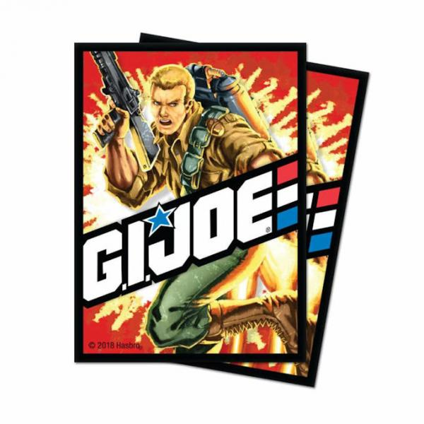 Ultra Pro: G.I. Joe Deck Protectors Sleeves 100ct