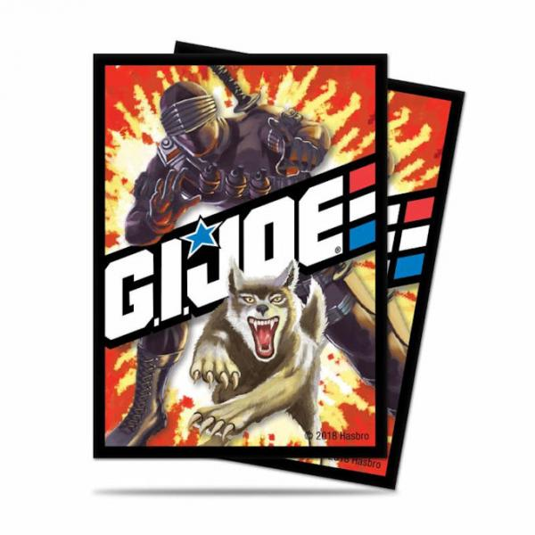 Ultra Pro: G.I. Joe v3 Deck Protectors Sleeves 100ct