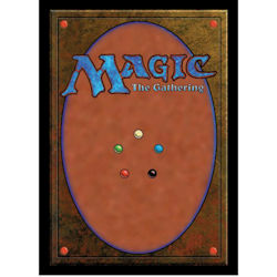 Ultra Pro: Deck Protector Sleeves (100): Magic: The Gathering: Classic Card Back