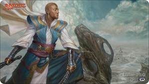 Ultra Pro: Magic the Gathering Commander Play Mat- Iconic Master (Teferi)