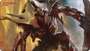 Ultra Pro: Magic the Gathering Commander Play Mat- Iconic Master (Vorinclex)
