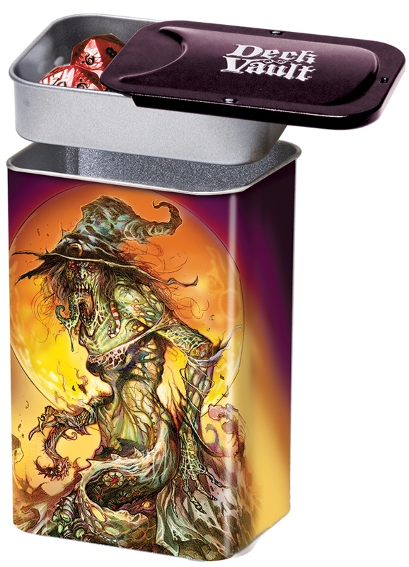 Ultra Pro: Nesting Deck Vault: Darkside of Oz: Wicked Witch Of The West