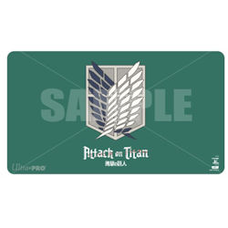 Ultra Pro: Play Mat: ATTACK ON TITAN THE SURVEY CORPS
