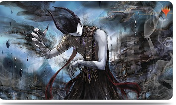Ultra Pro Playmat: Magic the Gathering- War of the Spark Japanese Art - Ashiok