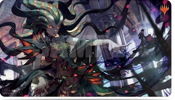 Ultra Pro Playmat: Magic the Gathering- War of the Spark Japanese Art - Vraska