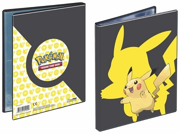 Ultra Pro Portfolio: Pokemon Pikachu 2019 4-Pocket