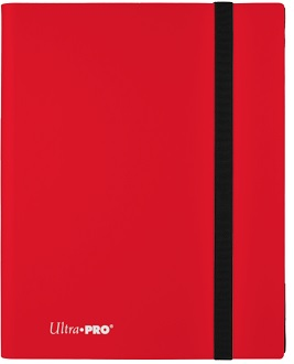 Ultra Pro: Pro-Binder 9 Pocket: Apple Red