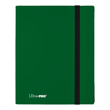 Ultra Pro: Pro-Binder 9 Pocket: Forest Green