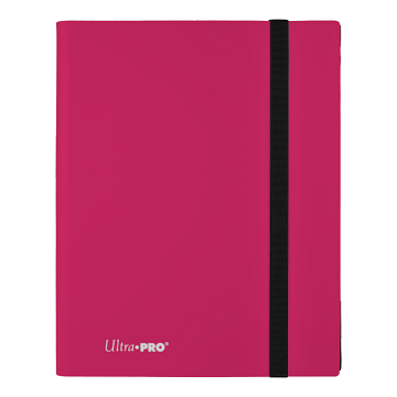 Ultra Pro: Pro-Binder 9 Pocket: Hot Pink
