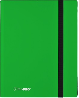 Ultra Pro: Pro-Binder 9 Pocket: Lime Green