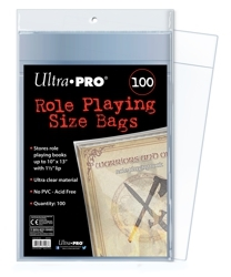 Ultra Pro: Resealable Role Playing Size Bags