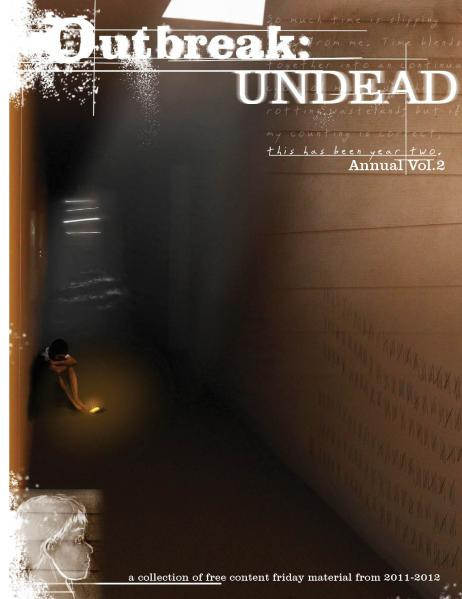 Outbreak: Undead Annual #2 (Damaged)