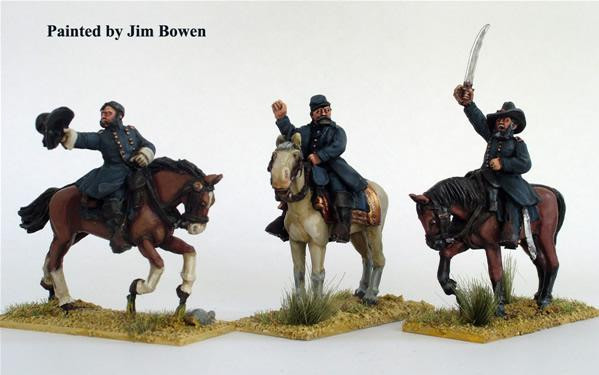 Perry: 28mm American Civil War: Union Generals