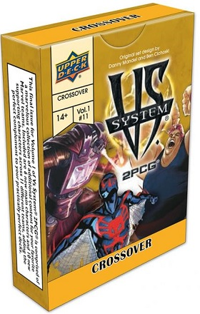 VS System: 2PCG MARVEL CROSSOVER VOL 1