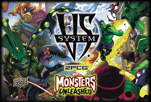 VS System: 2PCG MARVEL MONSTERS UNLEASHED