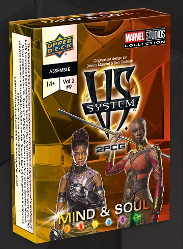 VS System: 2PCG Marvel Mind & Soul