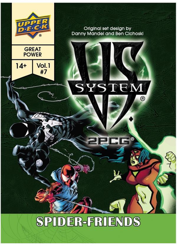 VS System: 2PCG SPIDER FRIENDS
