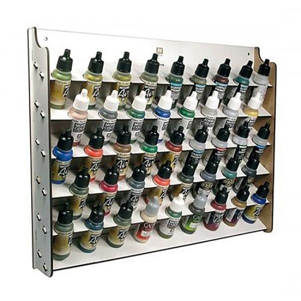 Vallejo Wall Mounted Paint Display (VAL26010)