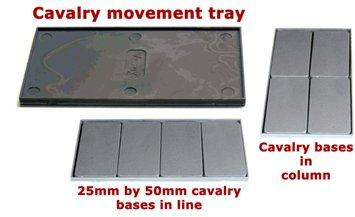 Victrix: Cavalry Movement Tray