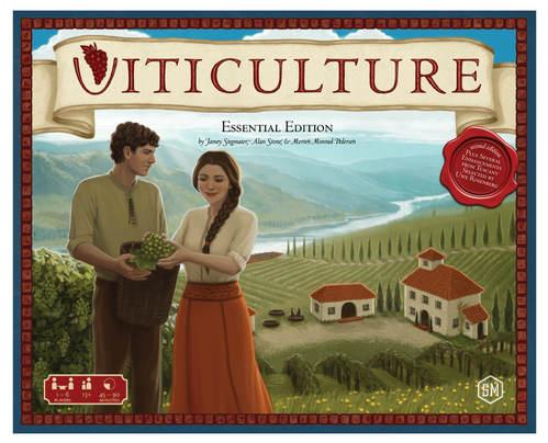 Viticulture: Essential Edition [Damaged]