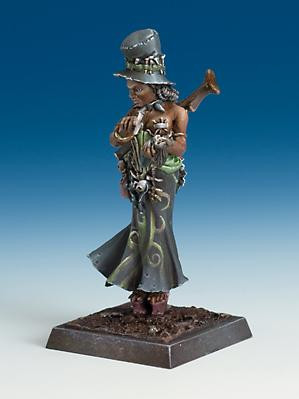 Freebooter Miniatures: Voodoo Witch