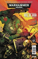 WARHAMMER 40000 WILL OF IRON #1: Variant Cover 3