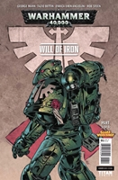 WARHAMMER 40000 WILL OF IRON #1: Variant Cover 4