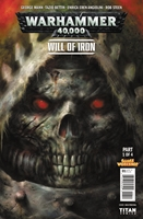 WARHAMMER 40000 WILL OF IRON #1: Variant Cover 5