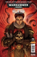 WARHAMMER 40000 WILL OF IRON #3: Variant Cover 3